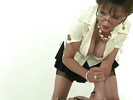 Subjugation schlong glitch milf Laddie Sonia