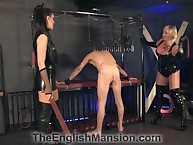Locked up slave got cane punishment