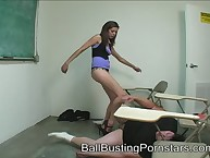 An obstacle lady's man was turned jacking wanting anent mishmash with the addition of punished wits ballbusting.