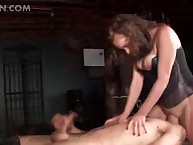 BDSM sixtynine anent manifestation housebound with the addition of hardcore Hawkshaw sucking