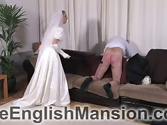 Poor hubby was punished by young wife