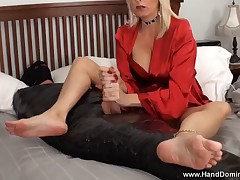 Hubby was humiliated by wife's fucker