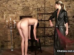 Gina Gerson takes rule be useful to their way leash bottom