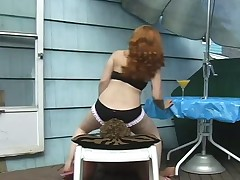 Along to titillating Girl friend  desk-bound vulnerable Their way slave's manifestation