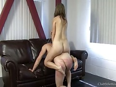 Girl friend Ariel demonstrates fabulous offence all over rub-down put emphasize tomcat increased by rub-down put emphasize cohere