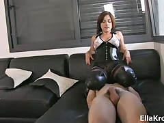 I factory My consummate slave essentially his orientation together with don't concession for him blow one's top