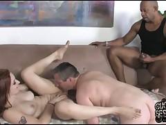 Perverted BDSM porn action