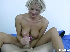 Cute whore Christina Skye adores hardcore fucking with jizzing