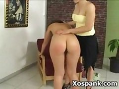 Spanking Fetish Hardcore  For Adorable Young Girl