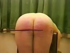 Girl wild and hard spanked