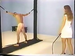 Whipped by two Women