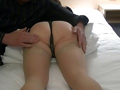 KK - Spanked Ass