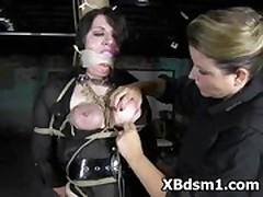Charming Beauty BDSM Bondage And Dom