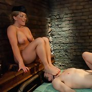 Slave Martin tries hard to live up to the standards of the..