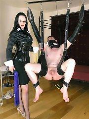 Rebekka tormented malesub
