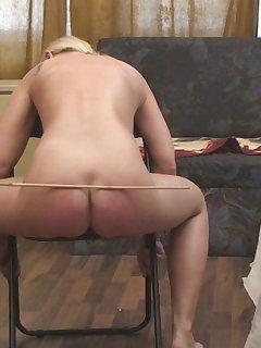 <!–-IMAGE_COUNT-–> of Anita - spanking and gymnatics