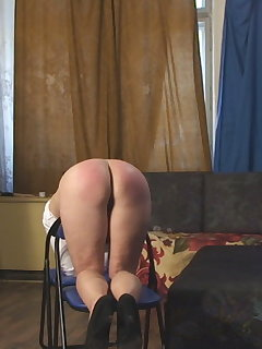 <!–-IMAGE_COUNT-–> of Painful Punishment of a Ripe Round Ass