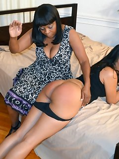 16 of Yasmin deLeon was spanked often by her mom