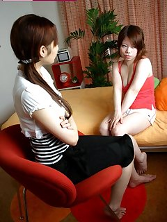<!–-IMAGE_COUNT-–> of Otk spanking and caning of bad japan teen