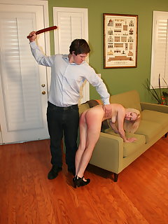 <!–-IMAGE_COUNT-–> of Julie spanked strapped