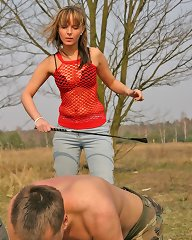 Punishment and trampling