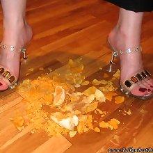 Femdom footdom and facesitting