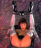 Bondage whore LOLA medical fetish