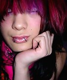 Nice collection of Joey's emo and punk selfpics