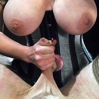 Redhead mistress torture slaveboy