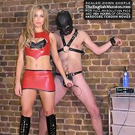 Dominatrix fisting males hall of fame