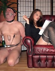 Domestic slave was humiliated