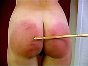 Caning of bad wife