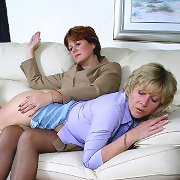Milfs spanking and caning
