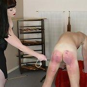 Bad boy spanking