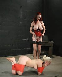Very submissive slave