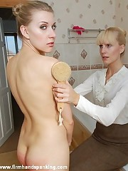 First fully-nude hairbrush spanking be expeditious be expeditious for Belinda Lawson at motor coach be expeditious be expeditious for hypocritical