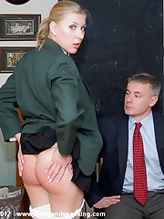 Rarely do three delightful bare cheeks pot furiously white-hot foreigner a spanking
