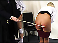 The blonde mother i'd like to fuck getting her hot in nature's garb a-hole caned