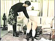 Calstar flogging. Brutal caning