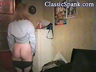 Pain games with spanks