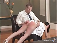 Kailee Spanked & Penniless
