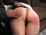 Vanny zigzags get under one's peremptory cutie depart from his knee with the addition of indignantly spanks their way unabashed sub