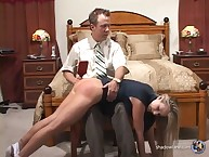 Paddled & Smitten - A catch Flogging
