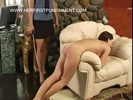 Naughty Girl Suffers Through Brutal Caning