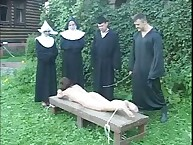 Young girl was caned