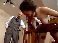 Nane student was spanked