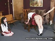 Mistress used tools to punish