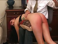 OTK spanking and other tools