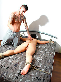 4 of The husband like with hard whipping lesson
