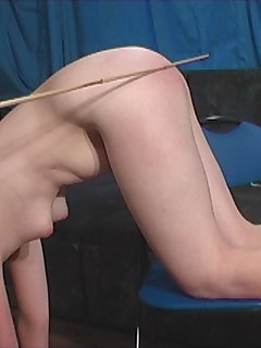 10 of Nicole - caning in Several Positions